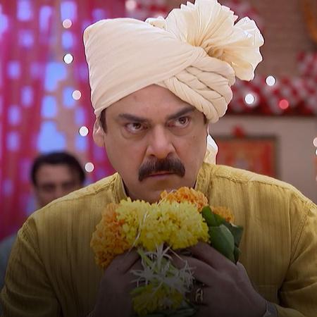 فيرين سينغ يترك كومال قبل إنتهاء مراسم الزواج لينتقم من راجوفير