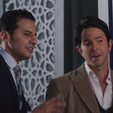 Emy Samir Ghanem the main actor for Super Miro.A girl who have magic p