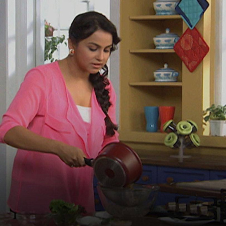 Today, Gurdip Punjj prepares a recipe that is loved by both, adults an