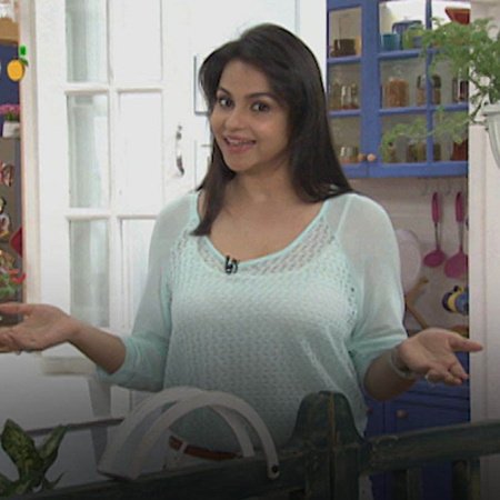 Gurdip Punjj prepares a quick and easy recipe which is Egg Salad