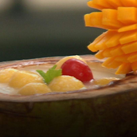 The main ingredient for today's episode is Mango