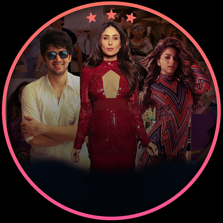 Kareena Kapoor Khan Follows Husband Saif Ali Khan's footsteps, Shahruk