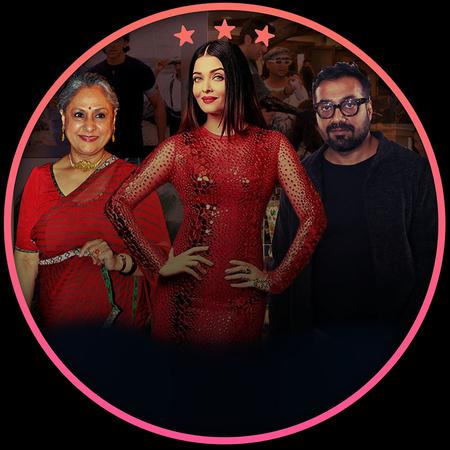 Jaya Bachchan visits the Parliament to support Bollywood, Aishwarya Ra