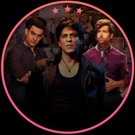 شاروخان يعود في فيلم جديد بعد رفضه لعشرين عملاً و عامر خان في لوك جديد