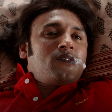 Raja is on the edge of dying after he scarified himself in order to sa