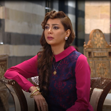 What Amina will say to Warda that makes her and Mazhar mad?