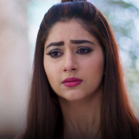 Arjo ask her unite to live in Nisha's house so what is behind that?