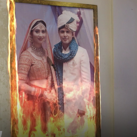 Nisha celebrates the deaths of both Janevi and Aditya, and marries Sor