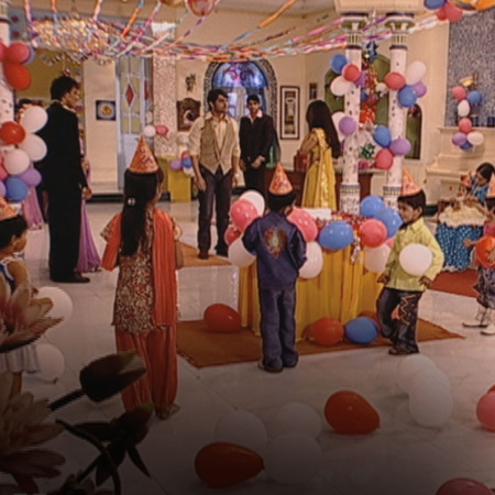 Gauri arranges a grand celebration for the baby's birthday. How will A