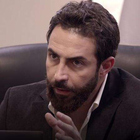 وائل يعود على بيت عمه ولكن والده يهدده بالقتل إذا قرر العودة مجدداً