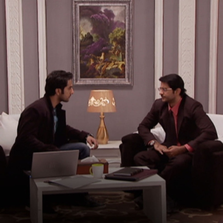 Purvi and Teju share the emptiness of their broken families with each
