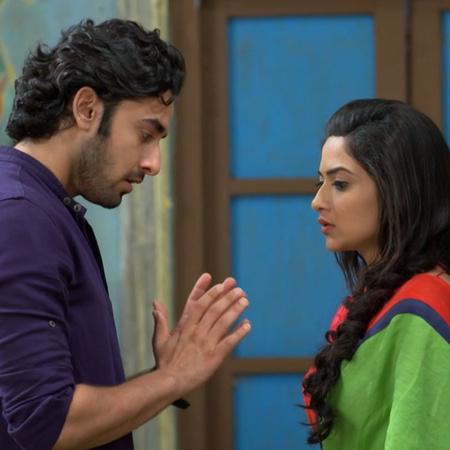 Ganga got her memory back after seeing Sagar getting shot. is he going