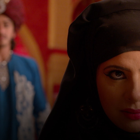 ?Iltutmish is not pleased with the union between Aldous and Razia. Wh
