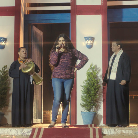 Toni meets up with Yasmina and Raouf in order to expose Al Nori's dirt