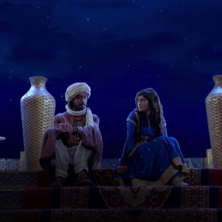 Altonia decides to gather his courage and ask Radia for marriage.