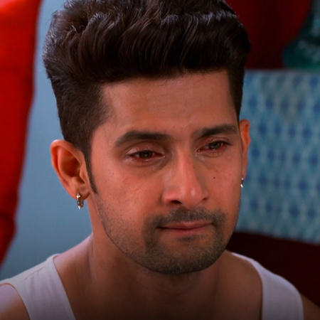 Satya gets angry at his mother and turns away from her, what is the re
