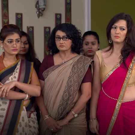 Vibuti cracks a joke that hurts Anita and agitates the women of Kanboo