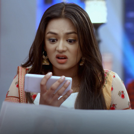 The news is ruining Shaurya and Mehak's reputation, and so much anger