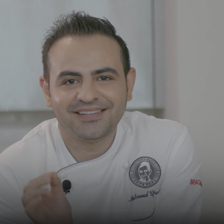 Chef Mahmoud Franjieh hosts Chef Laila and brings her the famous Levan