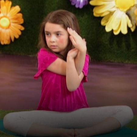 في هذه الحلقة سوف يشعر الأطفال بأنهم فرشات تطير حول بعضها من خلال التد