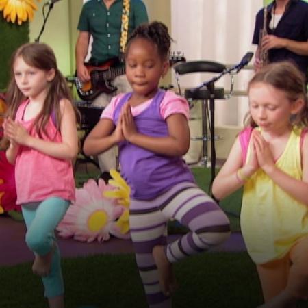 في هذه الحلقة سيتعلم الأطفال المزيد عن حواسهم ويتعلمون ممارسة التمرين
