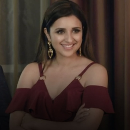 Parineeti talks about her roots and difficulty in making the decision