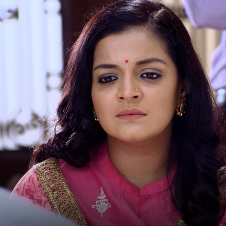 Narain is not acting normal, he apologizes and pleads Pooja
