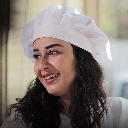 Judy meets Rawaa Al Saadi in a spontaneous and funny interview