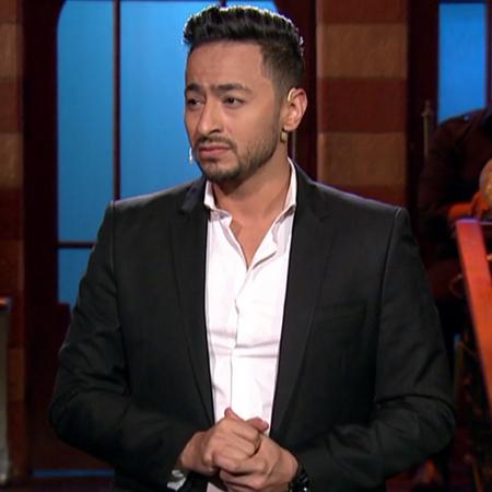 حمادة هلال يحكي عن مصدر الهامه لجميع اغانيه في حلقة اليوم