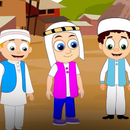 تعرفوا على الثلاث قصص الممتعة (حكاية الأخوة الثلاث، قصة السمكات الثلاث