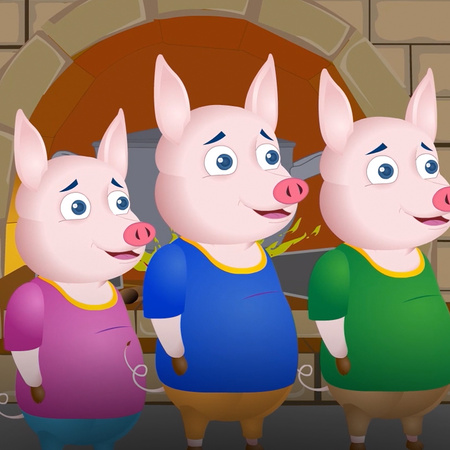 Don't miss out on what happened to the Three Little Pigs