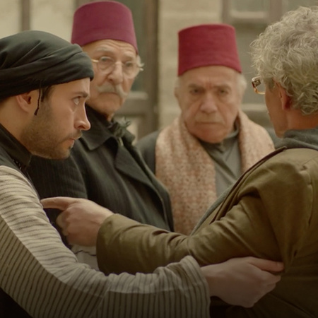 Abu Maarouf is very sick, and an important message arrives at Azmi Bey