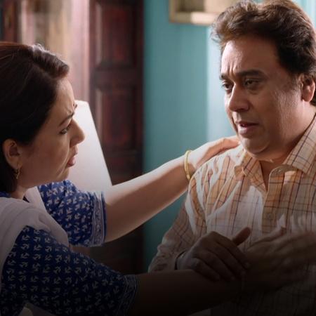 بابار يعود للمنزل ومعه فيلم درامي، وجاميا يقرر أن يساعده