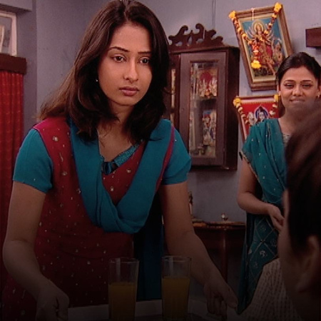 Amid preparations for Varsha's engagement, something disturbs the air.