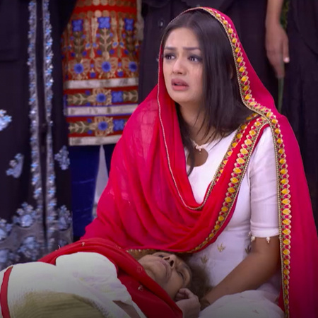 Armaan and Mehak both look for PD, but Armaan reaches her first and st