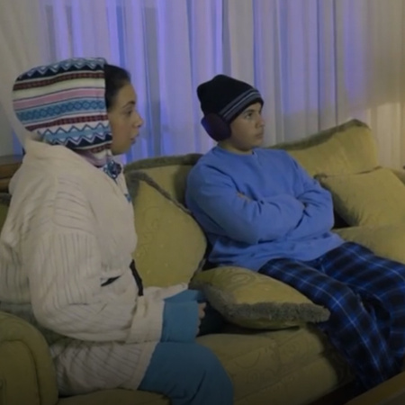 A satirical TV series that deals with social problems in a humorous ma