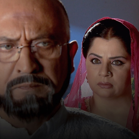 Razia gets away with what she has done again. Rashed gets accused of s