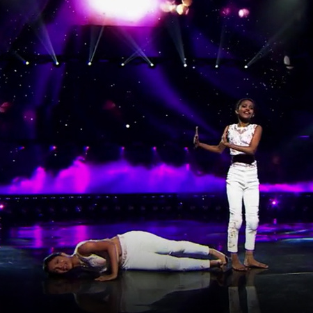 A Dance reality show featuring the superstar sisters and dancing divas