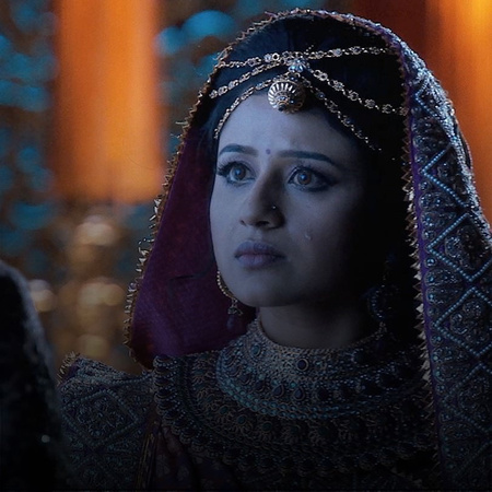 Is death a better destiny for Jodha than marrying the Mughal Emperor,