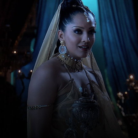 Jalaluddin does not get what he was expecting from Jodha. But, what is