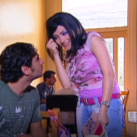 Masa is separated from her fiancée Zaid who put his ambition and hopes