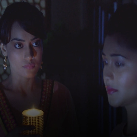 Tanveer is trying to make it up to Sanam. However, how would Sanam rea