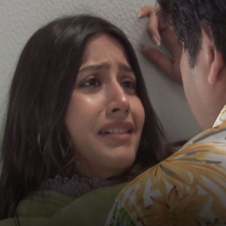 Haya gets attacked and unfortunately no one can hear her pain. And, Sa