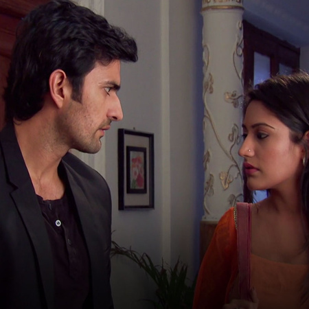Nada adds poison to the soup and Sanam saves the day. But, will she re