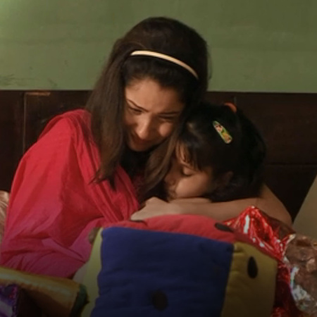 Ankita is trying to mend the relationship between Vaishnavi and her fa