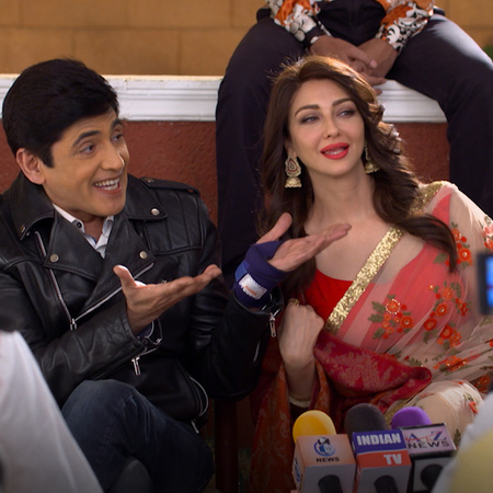 What will Tiwari's reaction be after Vibuti becomes a famous singer an