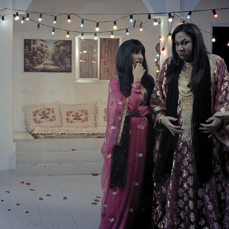 وديمة وحليمة 2 مسلسل يروي قصة المنافسة بين الأختين ديمة وحليمة في إطار