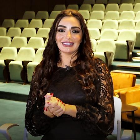 لقاء مع الممثلة السورية ديمة الجندي والمحامية الإمارتية ديانا حمادة