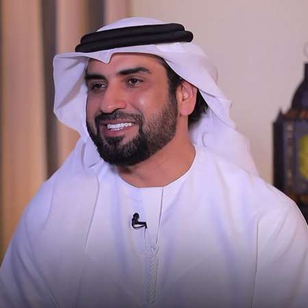 The talented Emirati Hamad Alkubaisi is the guest of tonights episode