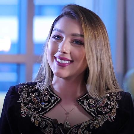لقاءات ممتعة مع الممثلة الجزائرية أمينة وسام والمنتج سامح مجدي